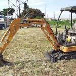 Excavator mini Case CX 17 de vanzare