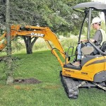 Excavator mini Case CX 17 oferta