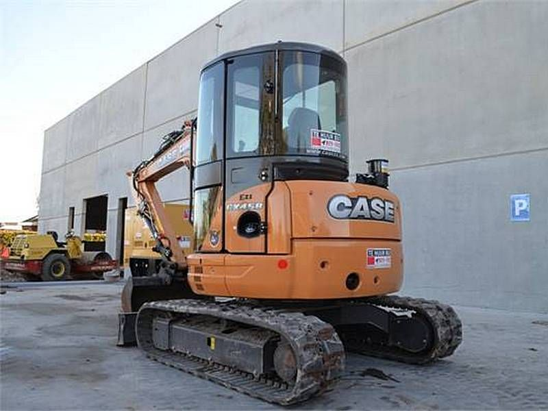 Excavatoare mini Case CX 45 Romania
