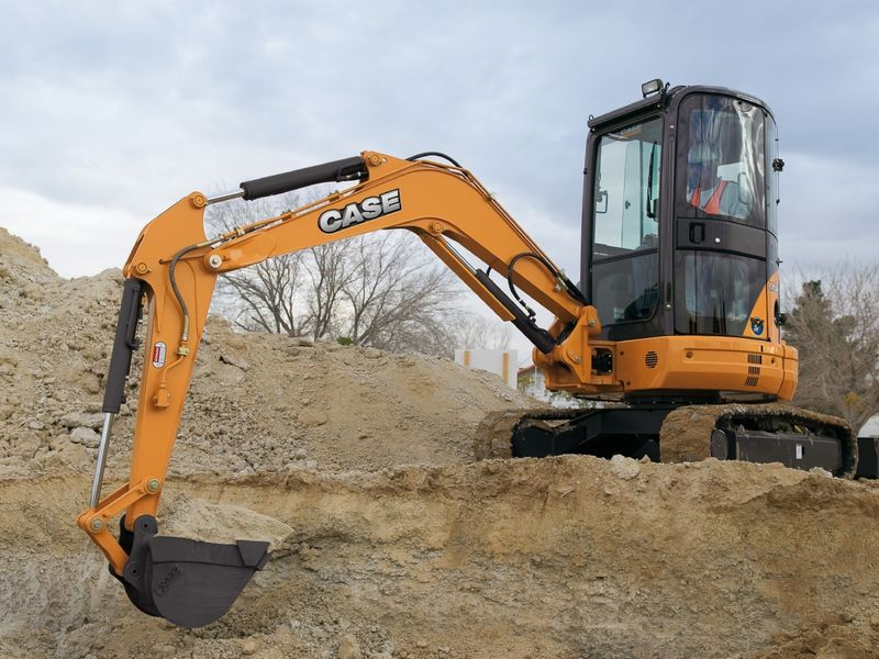 Excavatoare mini Case CX 45 dealer