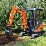 Excavatoare mini Hitachi ZX 18 Romania