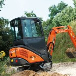Excavatoare mini Hitachi ZX 18 dealer