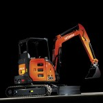 Excavatoare mini Hitachi ZX 38 second hand