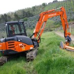 Excavatoare mini Hitachi ZX 60 dealer