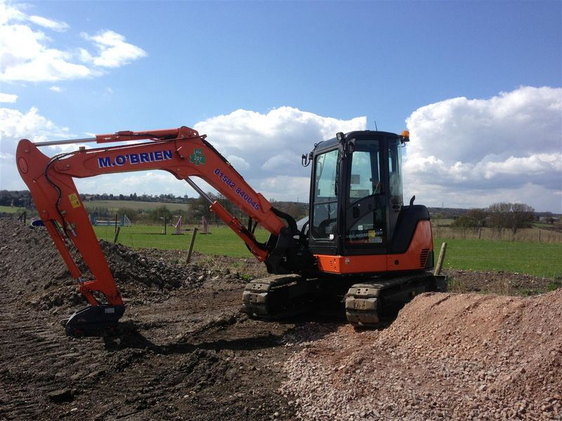 Excavatoare mini Hitachi ZX 60 second hand