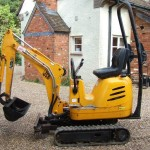 Excavatoare mini JCB 8008 dealer