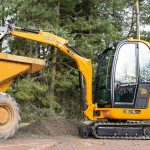 Excavatoare mini JCB 8016 dealer