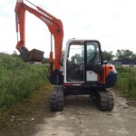 Excavatoare mini Kubota KX 251 second hand