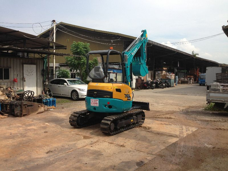 Excavatoare mini Kubota U 30 second hand
