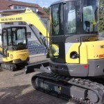 Excavatoare mini New Holland E 50 dealer