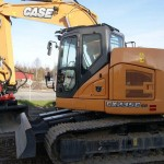 Excavatoare pe senile Case CX 235 second hand