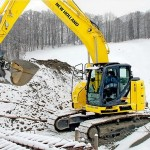 Excavatoare pe senile New Holland E 230 dealer