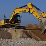 Excavatoare pe senile New Holland E 305 dealer
