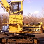 Excavator Industrial Manipulare Materiale Caterpillar 325 second hand