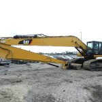 Excavator cu Brat Lung Caterpillar 336 second hand