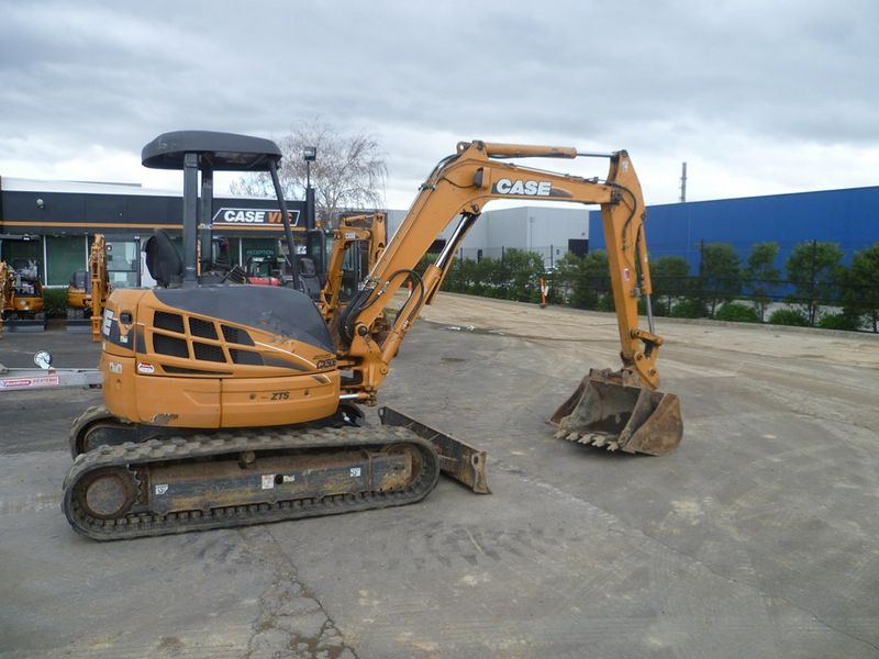 Excavator mini Case CX 50 oferta