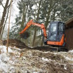 Excavator mini Hitachi ZX 33 Romania