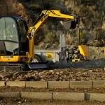 Excavator mini JCB 8018 second hand