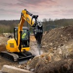 Excavator mini JCB 8055 second hand