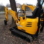 Excavator mini JCB Micro dealer