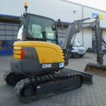 Excavator mini Volvo ECR 48 second hand