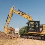 Excavator pe Senile Caterpillar 312 dealer
