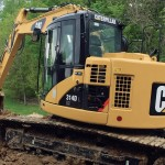 Excavator pe Senile Caterpillar 314 dealer