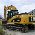 Excavator pe Senile Caterpillar 329 dealer