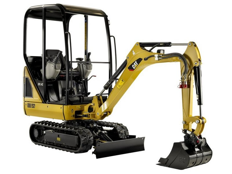 MiniExcavator Caterpillar 301.4 second hand
