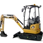 MiniExcavator Caterpillar 301.7 dealer