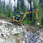 MiniExcavator Caterpillar 304.5 second hand