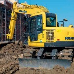 MiniExcavator Komatsu PC22MR second hand
