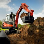 excavatoare mini kubota k 061 dealer
