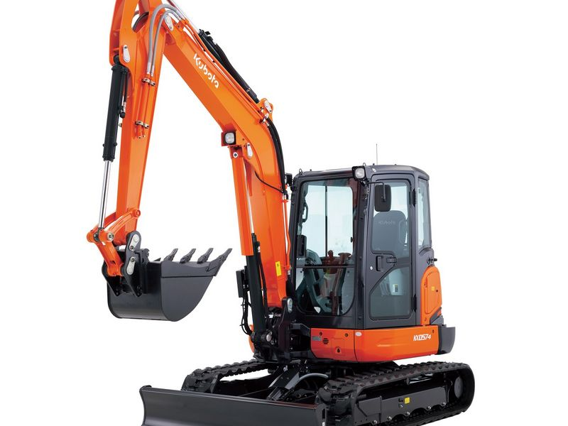 excavatoare mini kubota kx 057 dealer