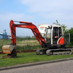 Excavator mini Kubota KX 161 dealer