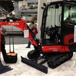 excavator mini kubota kx 018 second hand