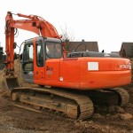 Excavator midi Hitachi ZX 210 dealer