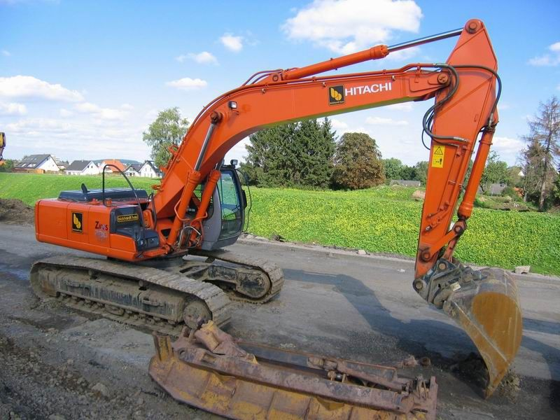 Excavator midi Hitachi ZX 280 second hand